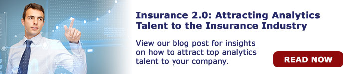 Attracting Analytics Talent to the Insurance Industry
