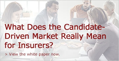 What does the candidate-driven market really mean?