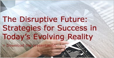 The Disruptive Future