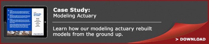 Learn how our modeling actuary rebuilt models from the ground up.