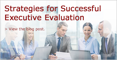 Uncover strategies for successful executive evaluation.