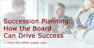 Succession Planning: How the board can drive success