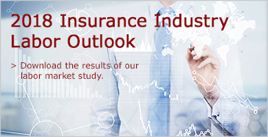 2018 Semi-Annual Insurance Labor Market Outlook Study