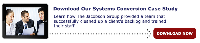 Download our systems conversion case study.