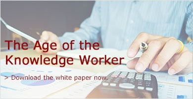The Age of the Knowledge Worker