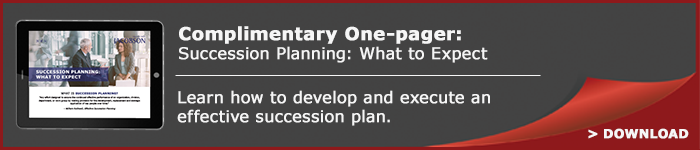 Succession Planning: What to Expect