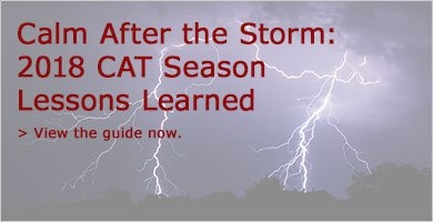 Calm After the Storm: 2018 CAT Season Lessons Learned - view the guide now.