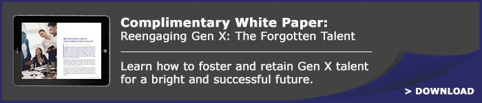 Reengaging Gen X: The Forgotten Talent