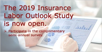 The 2019 Insurance Labor Outlook Study is now open.