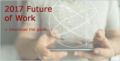 Gain insight into the rapidly evolving workplace.