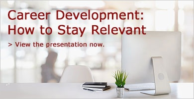 Career Development: How to Stay Relevant