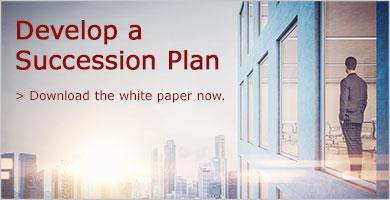 Develop a Succession Plan