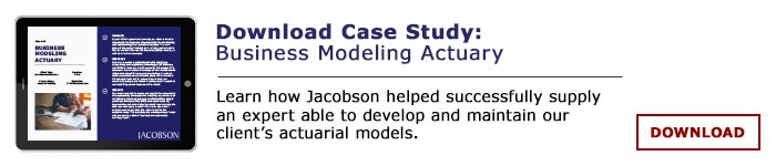 Business Modeling Actuary