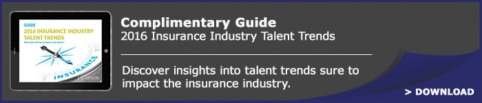 2016 Insurance Industry Talent Trends