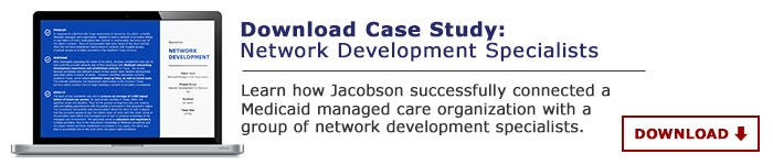 Download our network development specialists case study.