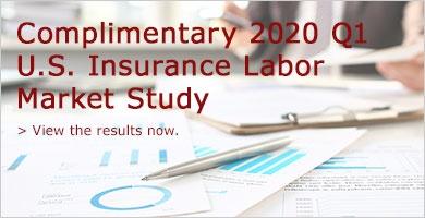 Complimentary 2020 Q1 U.S. Insurance Labor Market Study