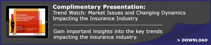 Trend Watch: Market Issues and Changing Dynamics Impacting the Insurance Industry