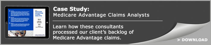 Medicare Advantage Claims Analysts