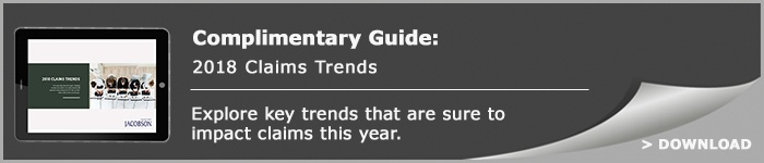 2018 Claims Trends