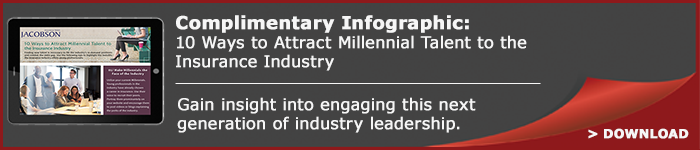 10 Ways to Attract Millennial Talent to the Insurance Industry Infographic