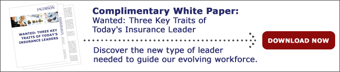 Key Traits of Today's Insurance Leader