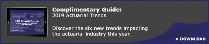 Complimentary Guide: 2019 Actuarial Trends