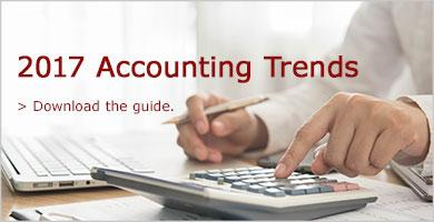 Download the 2017 Accounting Trends Guide
