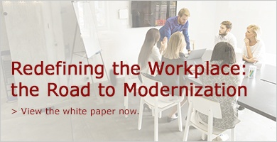 Redefining the Workplace: the Road to Modernization