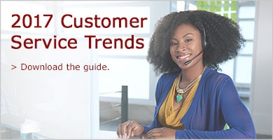 2017 Customer Service Trends