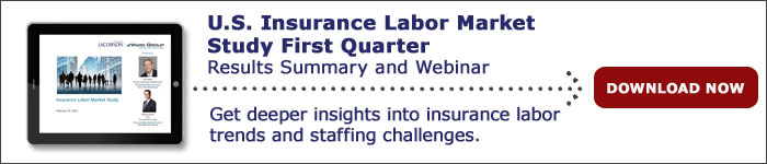 2015 Q1 Insurance Labor Market Study Results