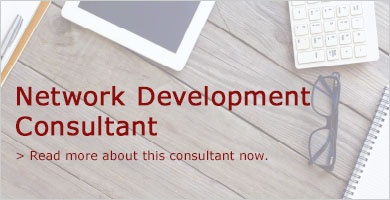 Network Development Consultant