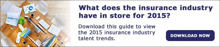 What does the insurance industry have in store for 2015?