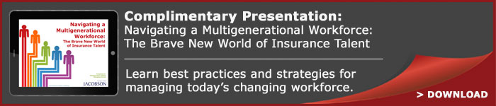 Navigating a Multigenerational Workforce: The Brave New World of Insurance Talent