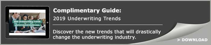 Complimentary Guide: 2019 Underwriting Trends