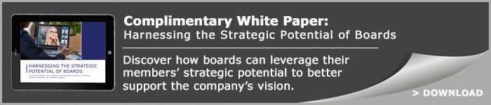 Harnessing the Strategic Potential of Boards