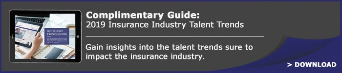 2019 Insurance Industry Talent Trends