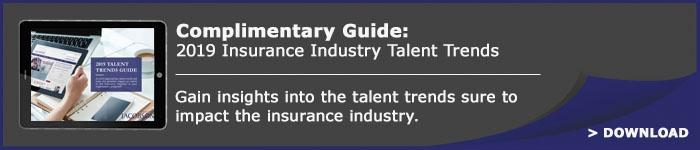 2019 Insurance Industry Talent Trends