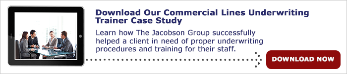 Download our commercial lines underwriting trainer case study.