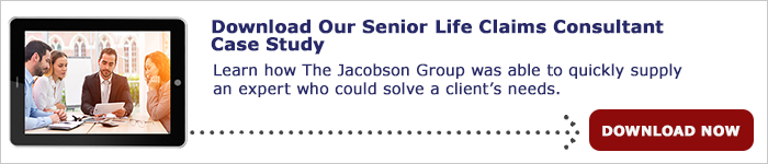 Download our senior life claims consultant case study.