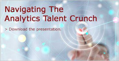 Navigating The Analytics Talent Crunch