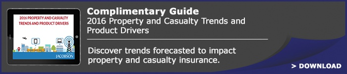 2016 Property and Casualty Trends and Product Drivers