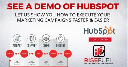 demo of hubspot