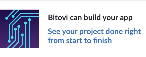 Bitovi can build your app. See your project done right from start to finish.