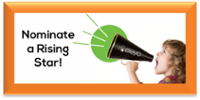 Nominate a Rising Star Button