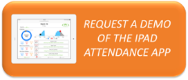 iPad Attendance App Demo