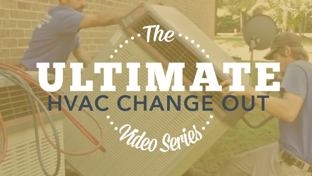 ultimate hvac changeout, hvac upgrade, hvac change out, aging hvac unit, upgrade my hvac, need new hvac unit
