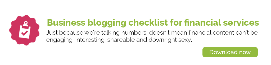 Download your business blogging checklist now