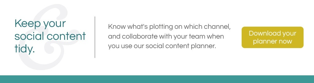 Maidenand | Download your social content planner now