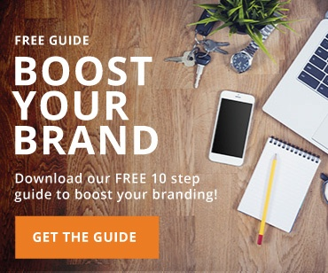 Boost Your Brand - Free Guide