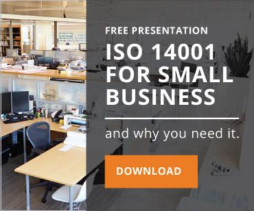ISO 14001 for small businesses